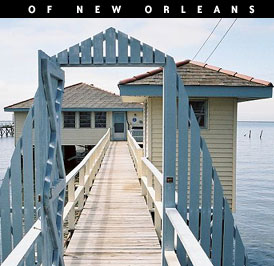 The Lake House Five Three Bedroom New Orleans Vacation Rental